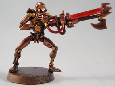 Iron Man Necron